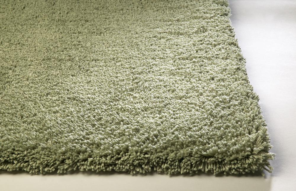 Kas Bliss 1568 Sage Shag Area Rug Free Shipping