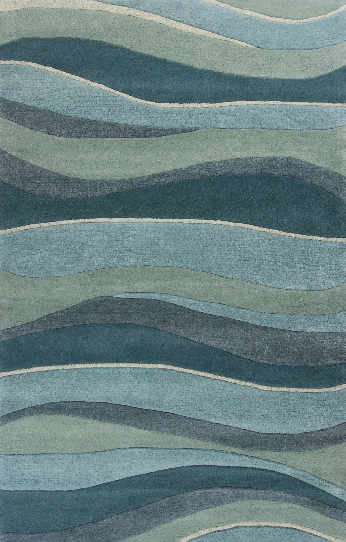 Kas Eternity 1053 Ocean Landscapes Area Rug Free Shipping