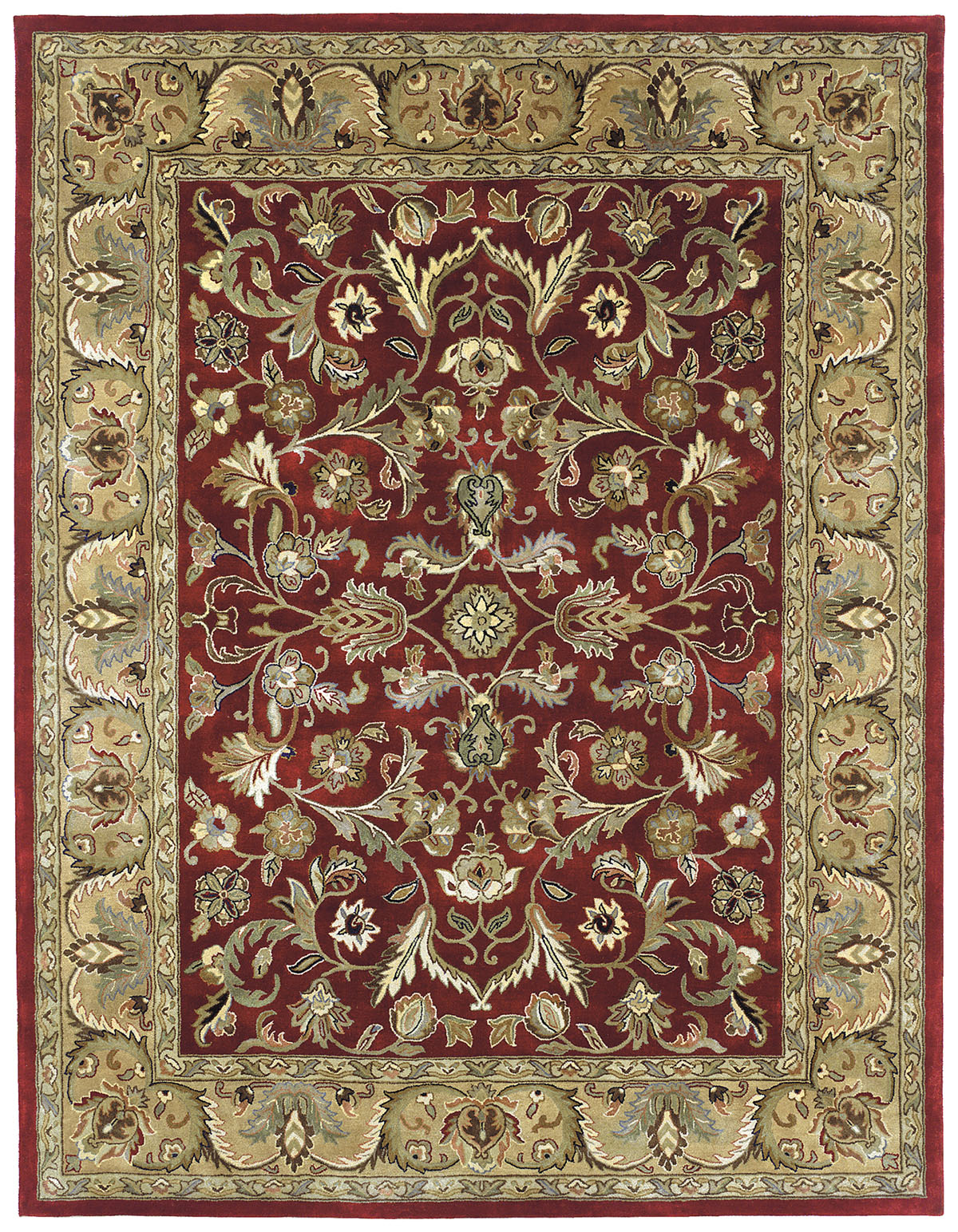 Kaleen Mystic Red William 01 6001 25 Area Rug Free Shipping
