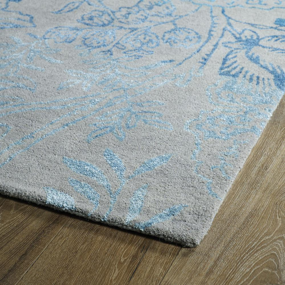 Kaleen Divine Ice Div02 100 Area Rug Free Shipping