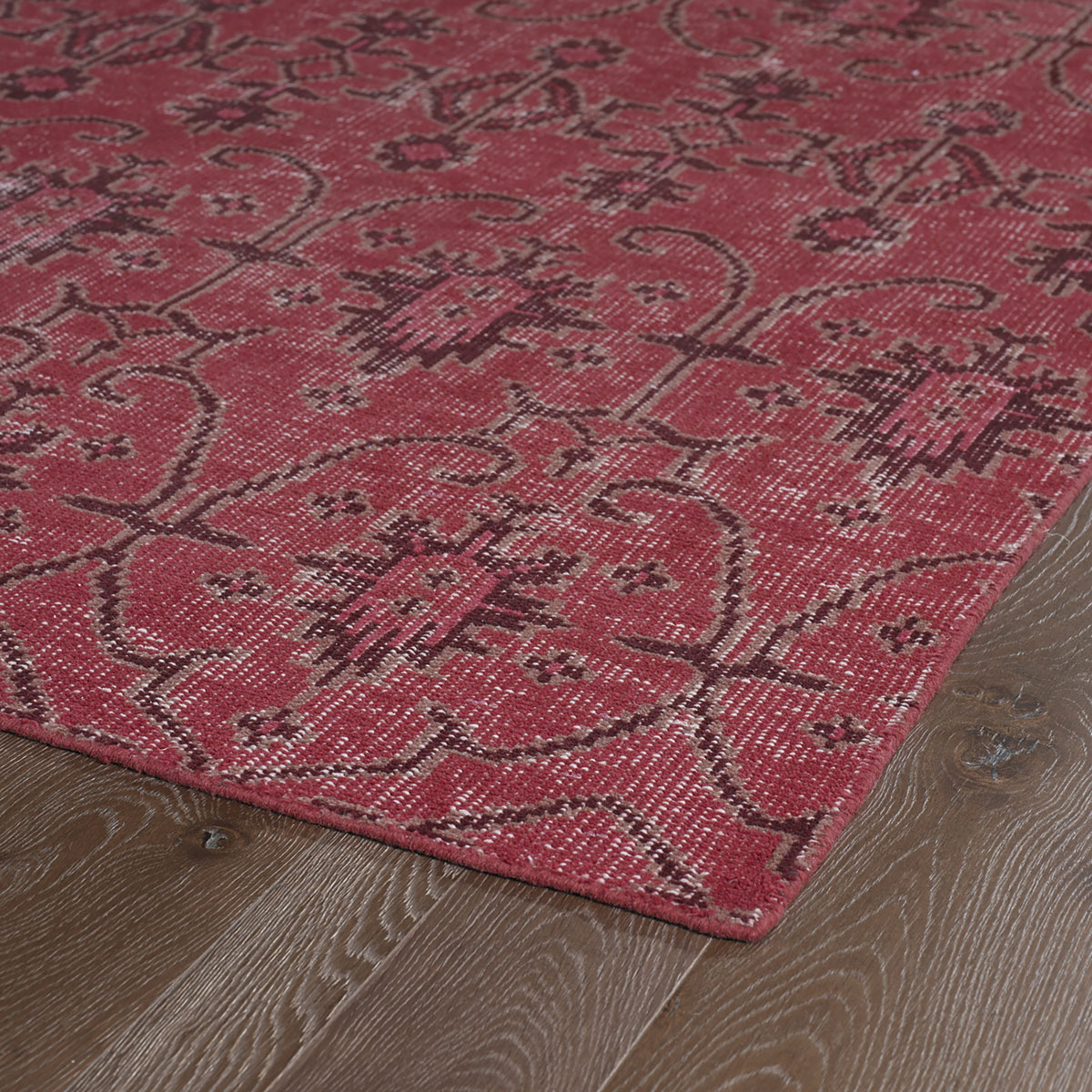 Kaleen Restoration Red Res01 25 Area Rug Free Shipping