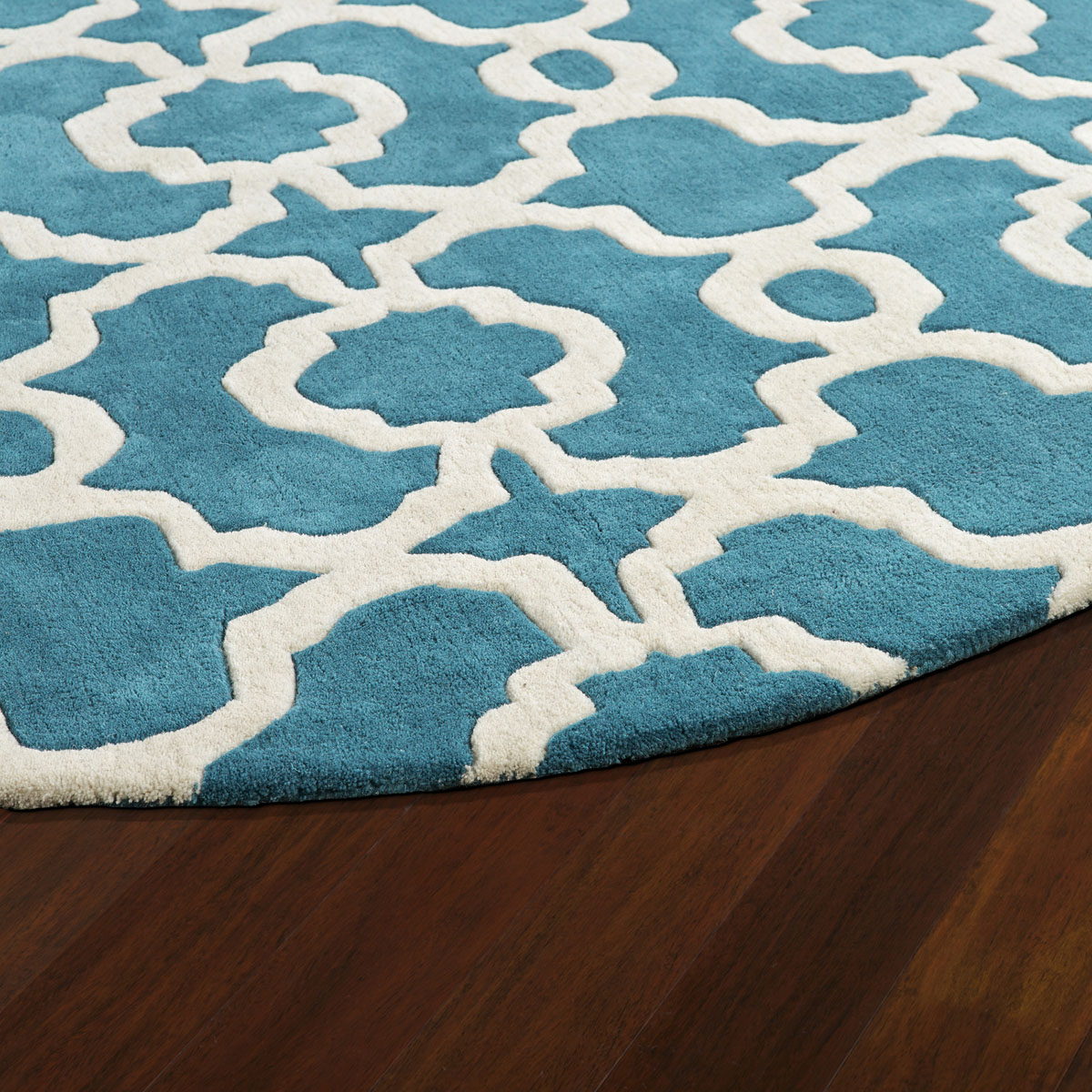 Kaleen Revolution Teal Rev03-91 Area Rug
