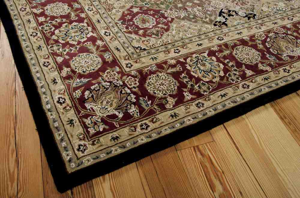 Nourison 2000 2101 Multicolor Area Rug Free Shipping