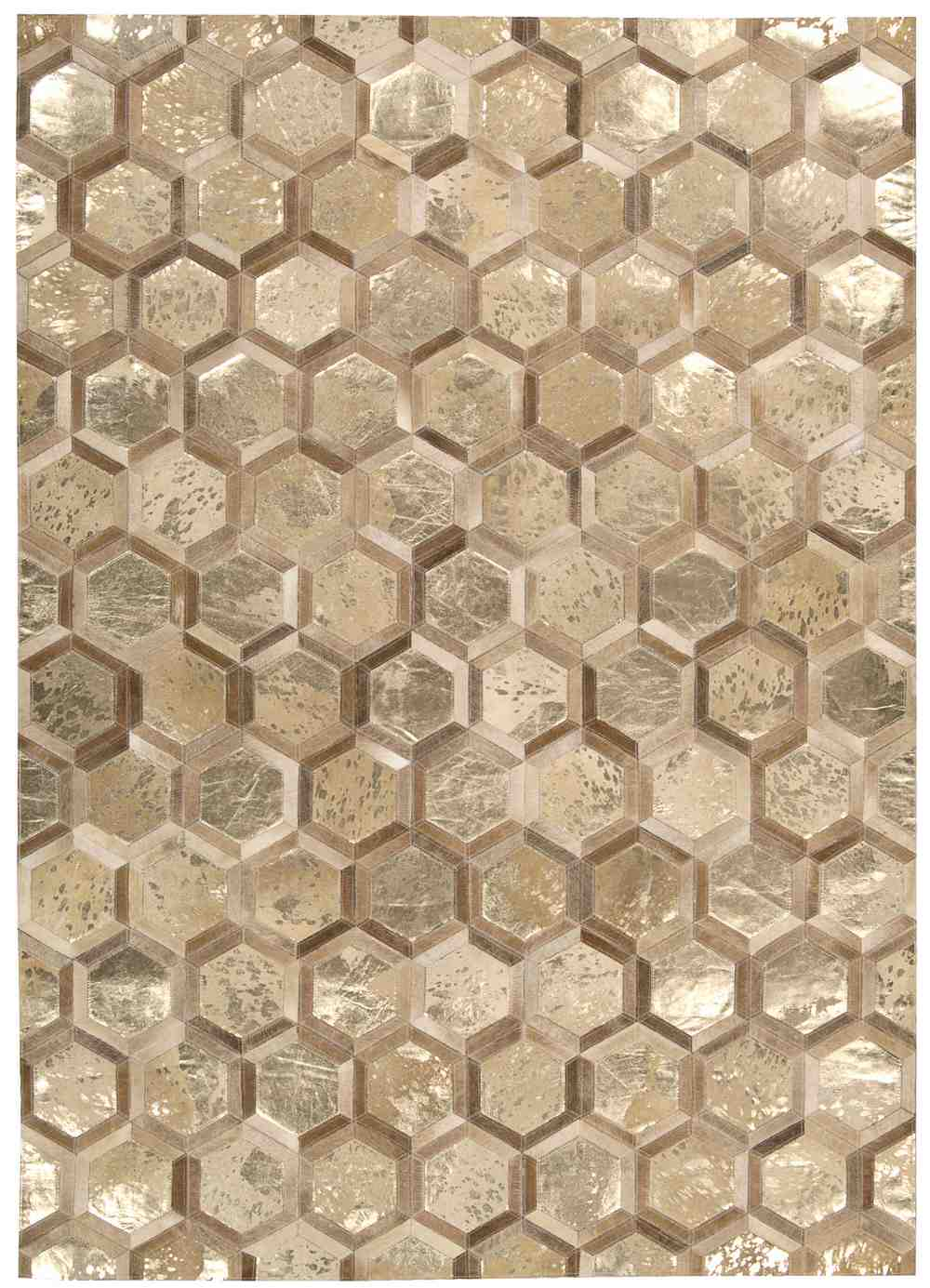Nourison Michael Amini City Chic Ma100 Amber Gold Area Rug