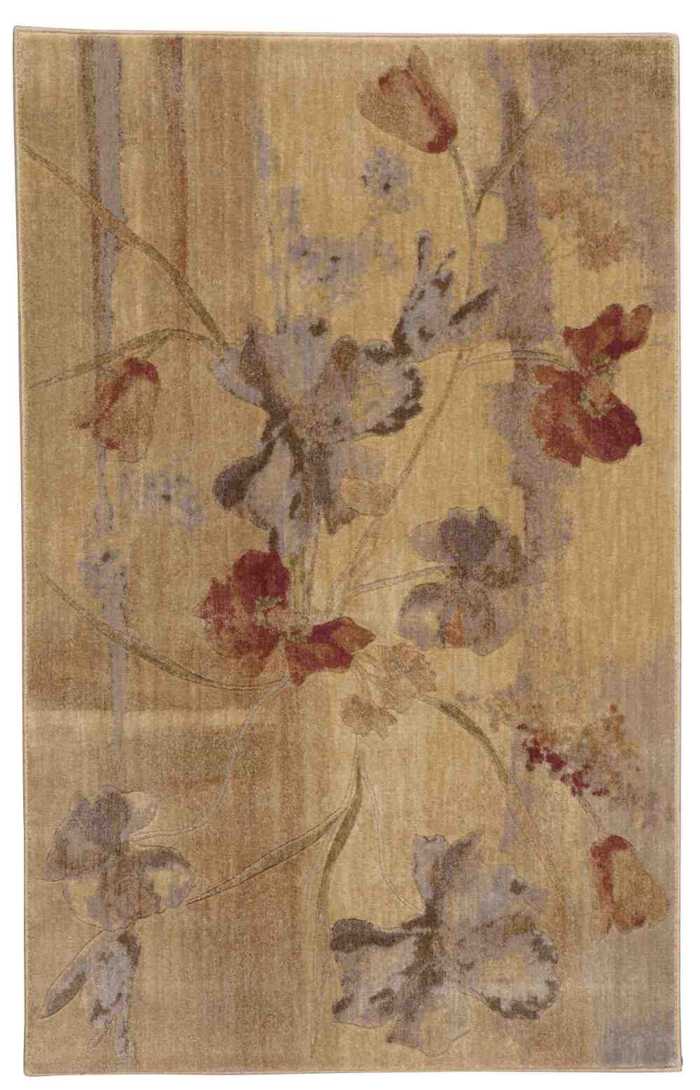 Nourison Somerset St18 Beige Area Rug Free Shipping