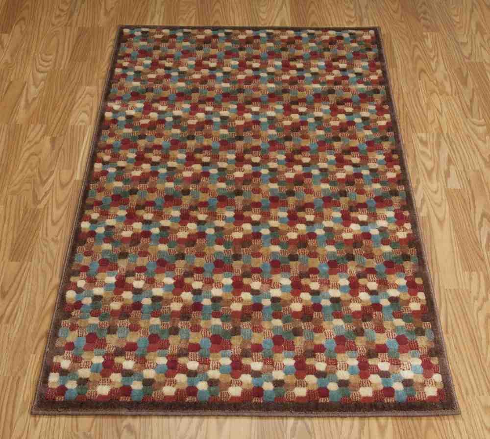 Nourison Somerset St84 Multicolor Area Rug Free Shipping