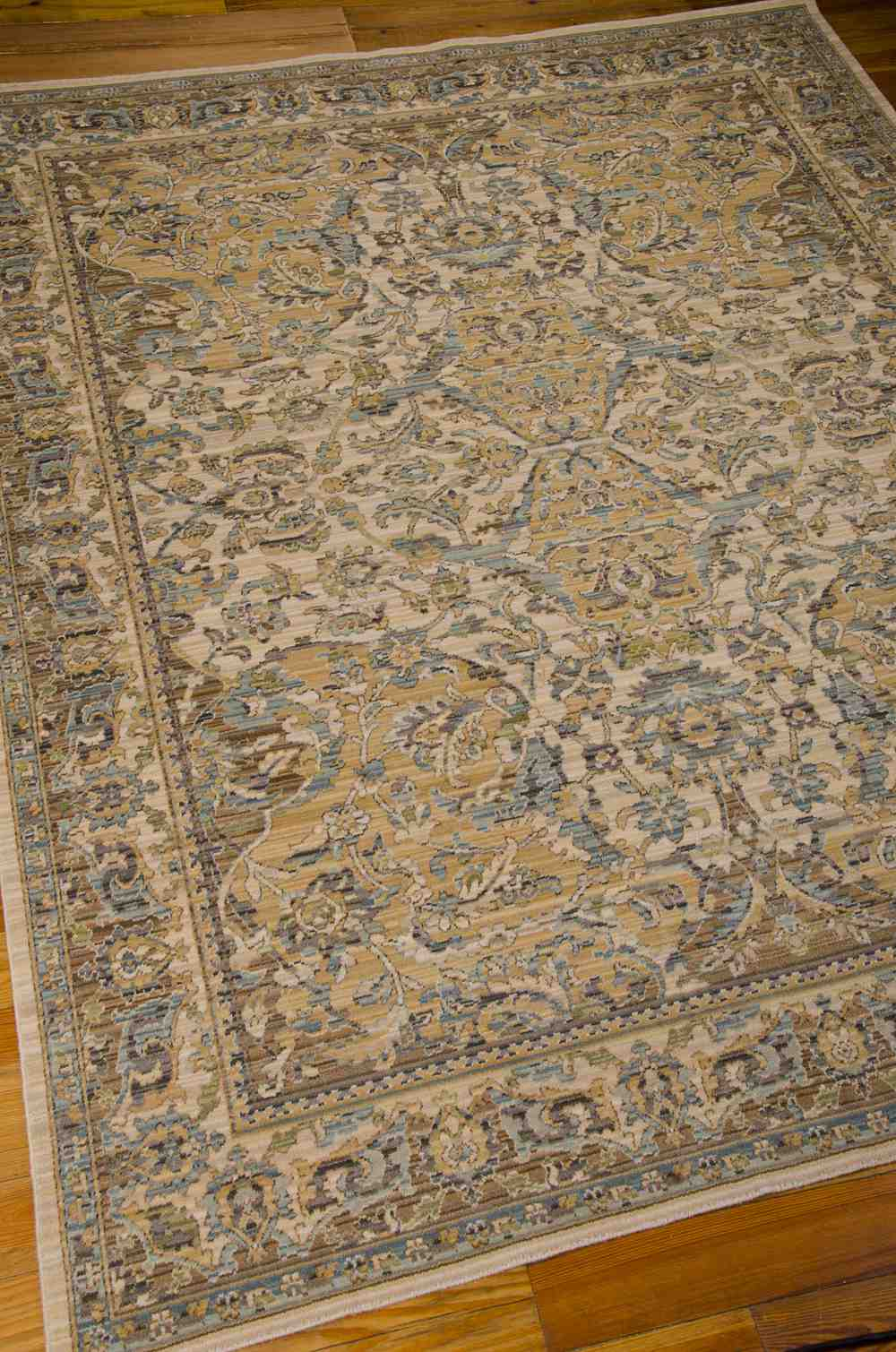 Nourison Timeless Tml15 Beige Area Rug Free Shipping
