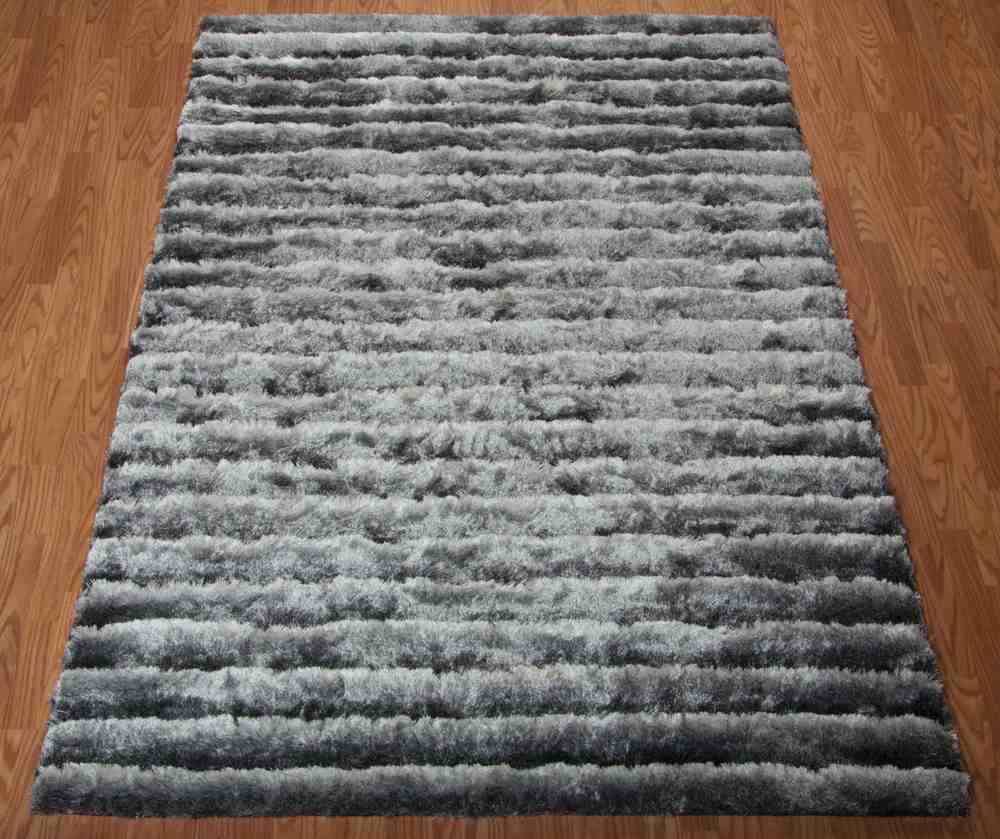 Nourison Urban Safari Urba1 Chinchilla Area Rug Free