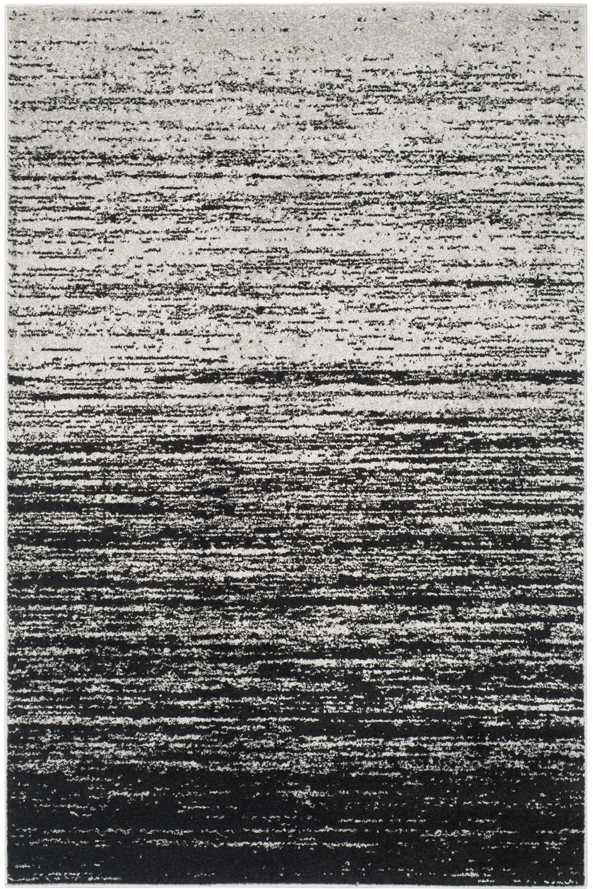 Safavieh Adirondack Adr113a Silver And Black Area Rug