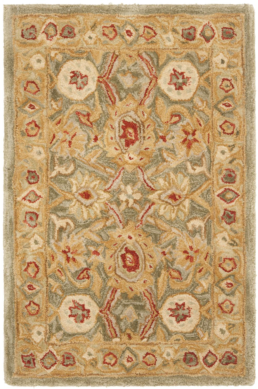 Safavieh Anatolia An516a Sage And Ivory Area Rug Free