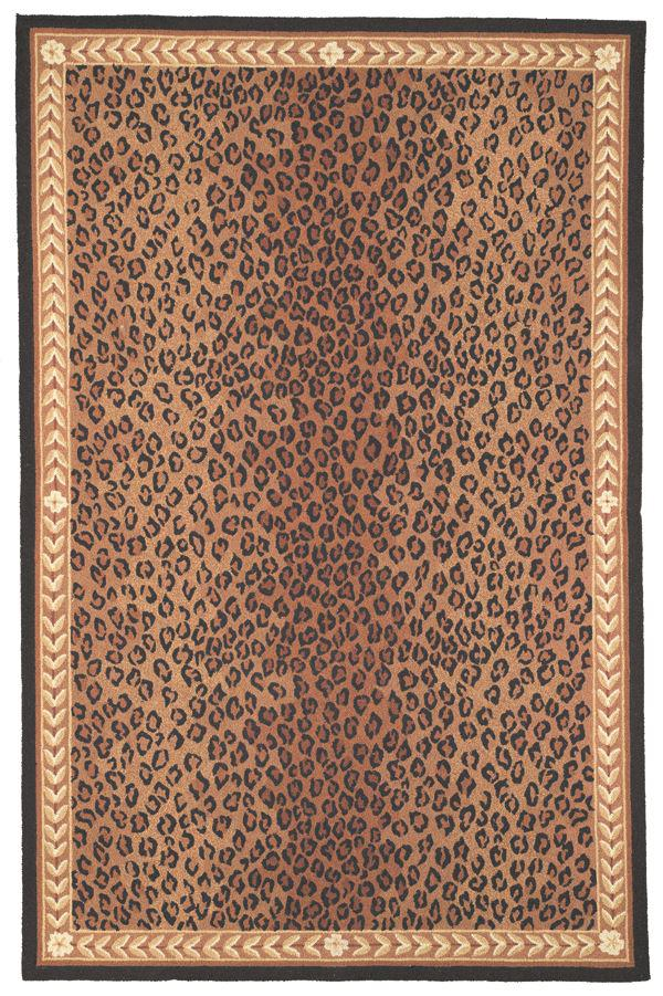 Safavieh Chelsea Hk15a Black And Brown Area Rug Free