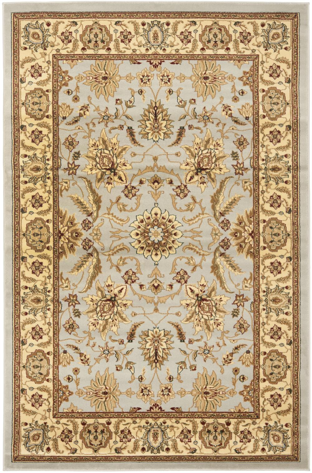 Safavieh Lyndhurst Lnh216g Grey And Beige Area Rug Free