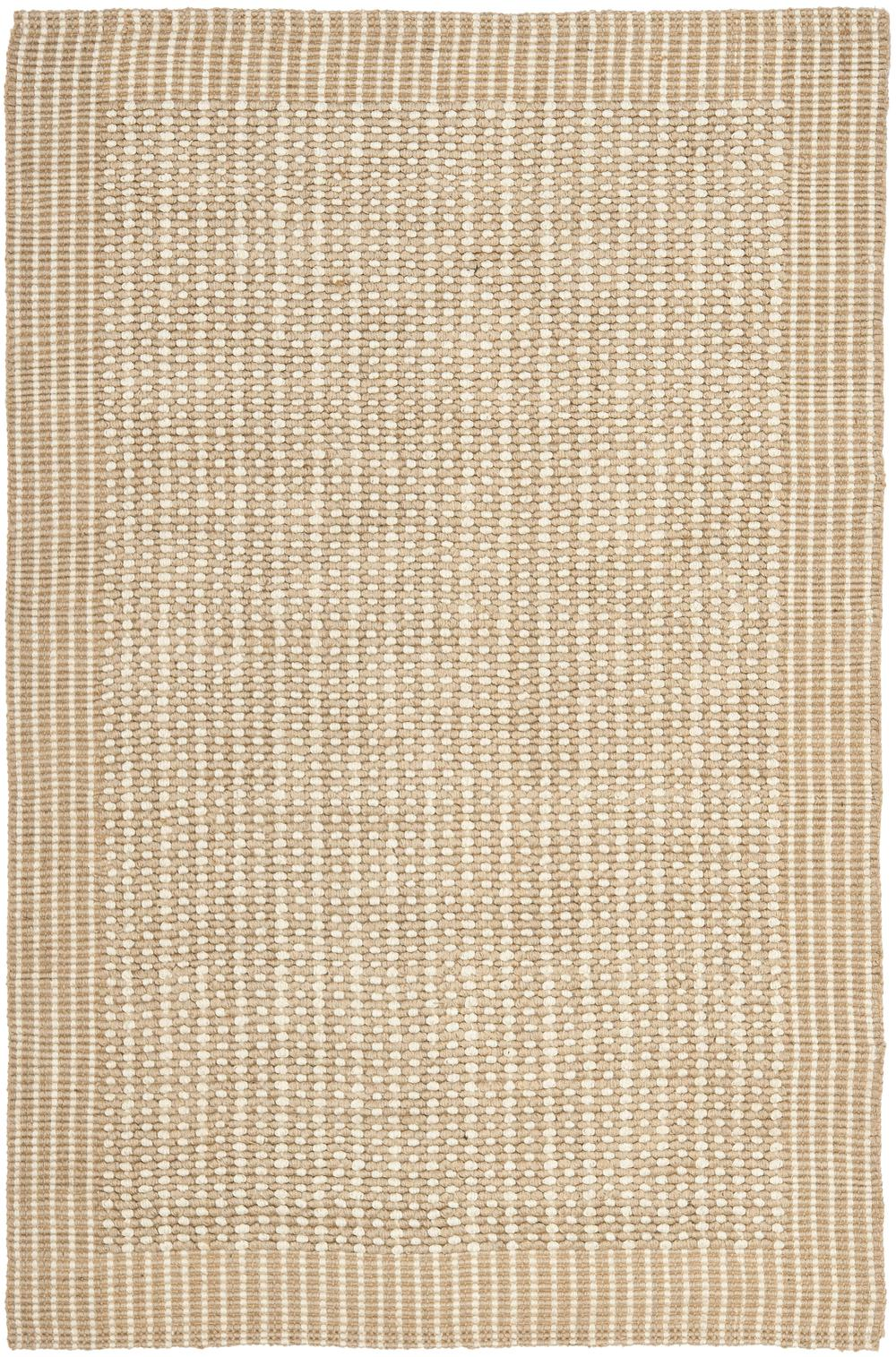 Safavieh Natural Fiber Nf449a Ivory And Beige Area Rug