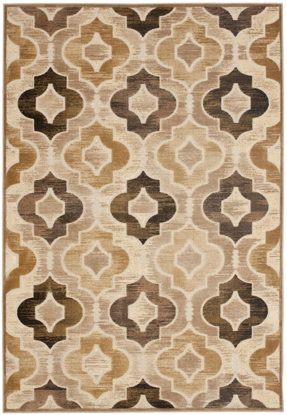 Safavieh paradise par165 604 taupe and multi area rug for Area 604