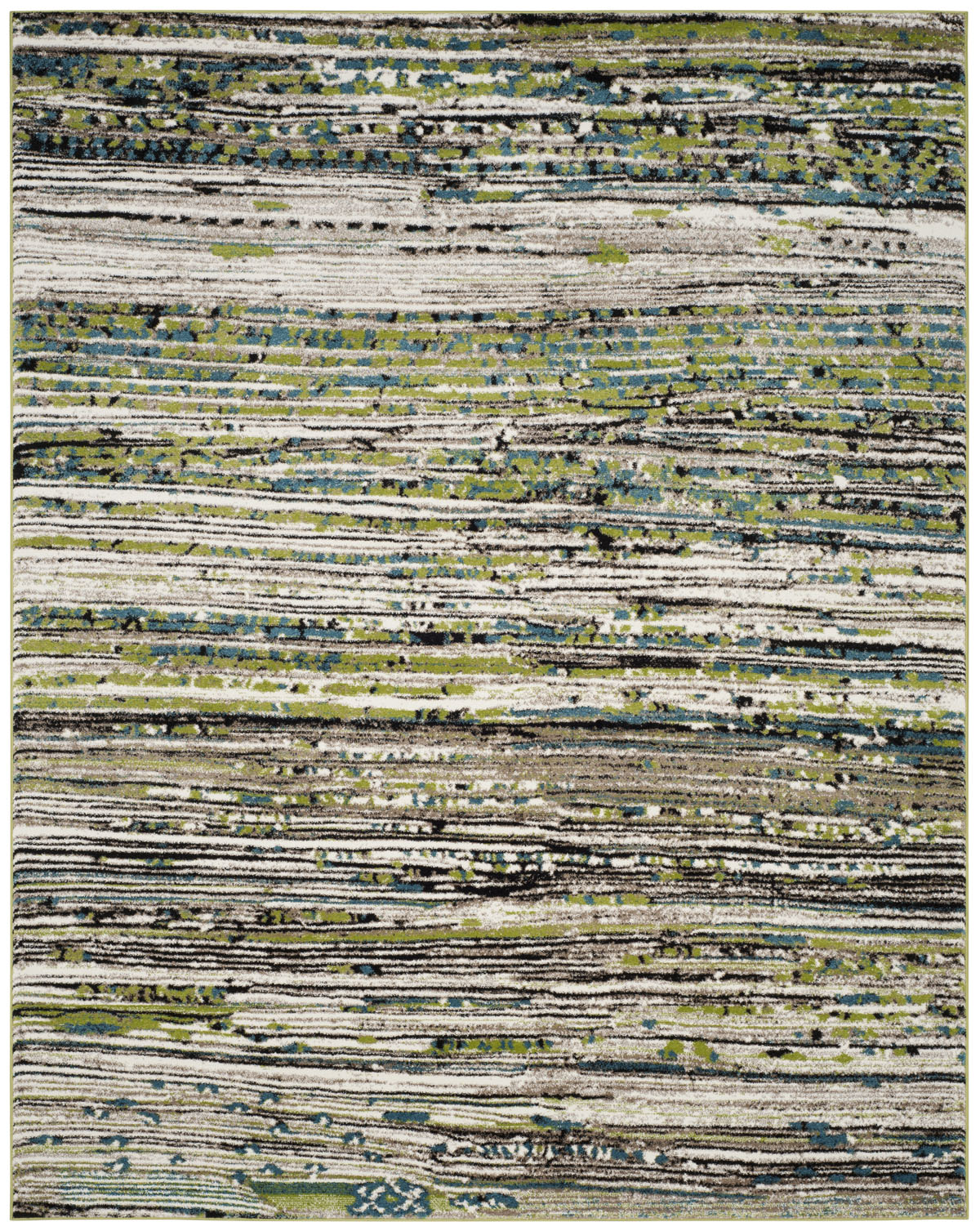 Safavieh Porcello Prl6944l Cream And Green Area Rug Free Shipping