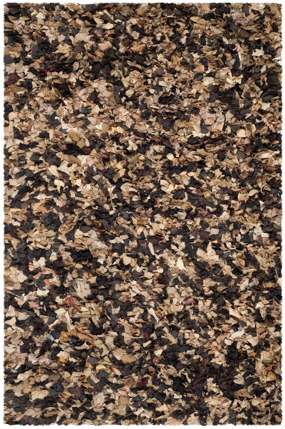 Safavieh Shag Sg951b Brown And Multi Area Rug Free Shipping
