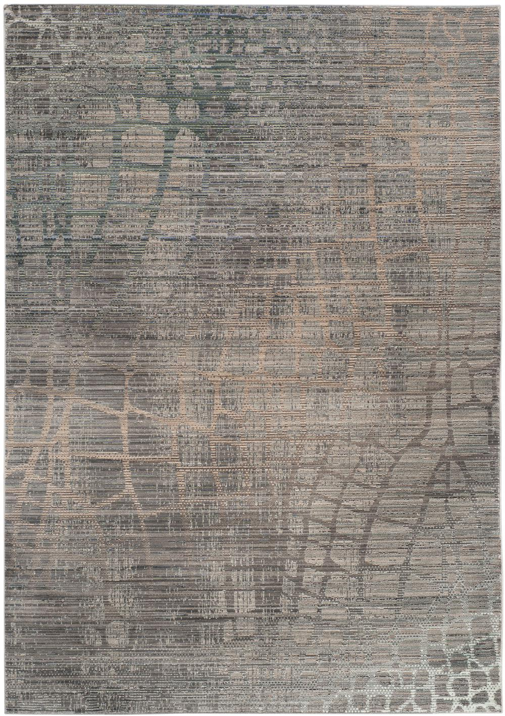 Safavieh Valencia Val204c Grey And Multi Area Rug Free