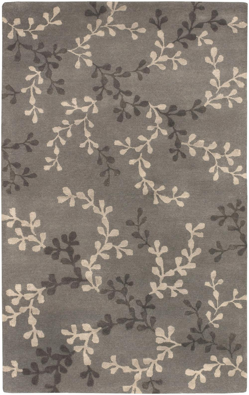 Surya Artist Studio Art195 Grey Area Rug Free Shipping
