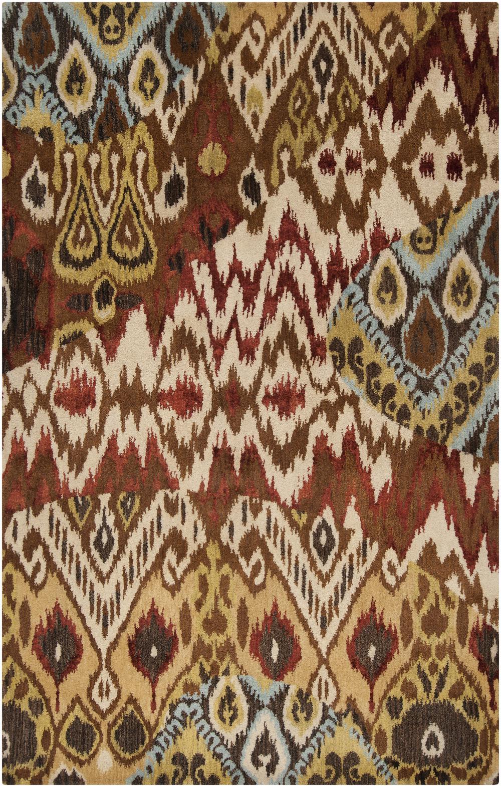 Surya Banshee BAN3333 Red Area Rug | Free Shipping - Surya Banshee BAN3333. Hover to zoom