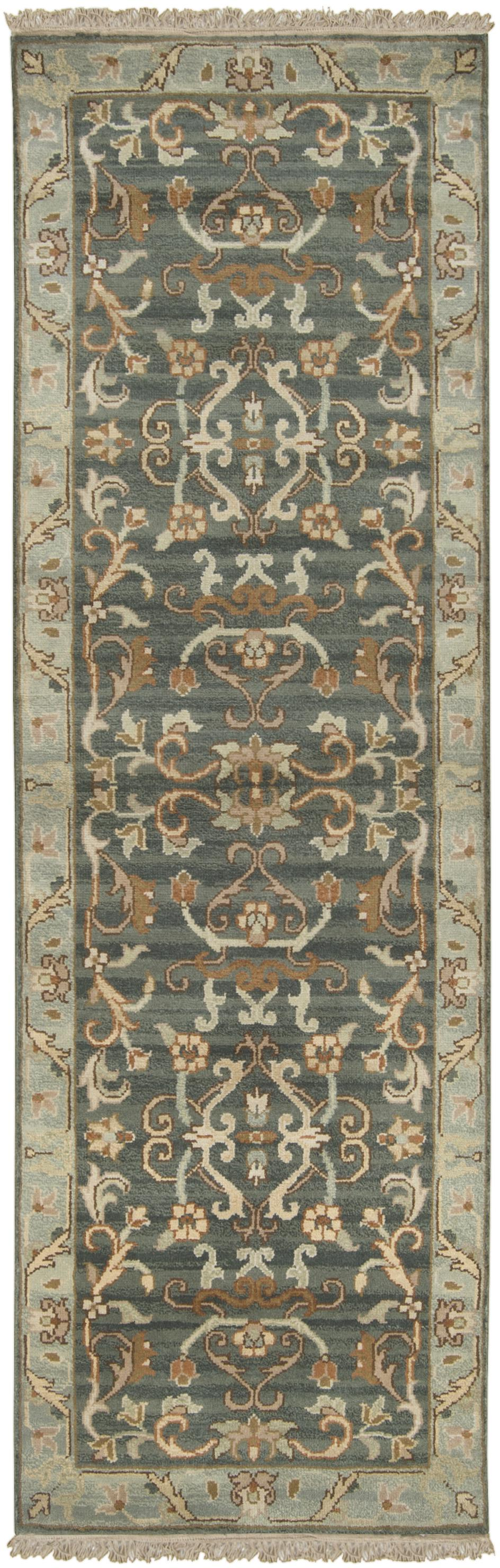 Surya Babylon Bl1041 Green Area Rug Free Shipping