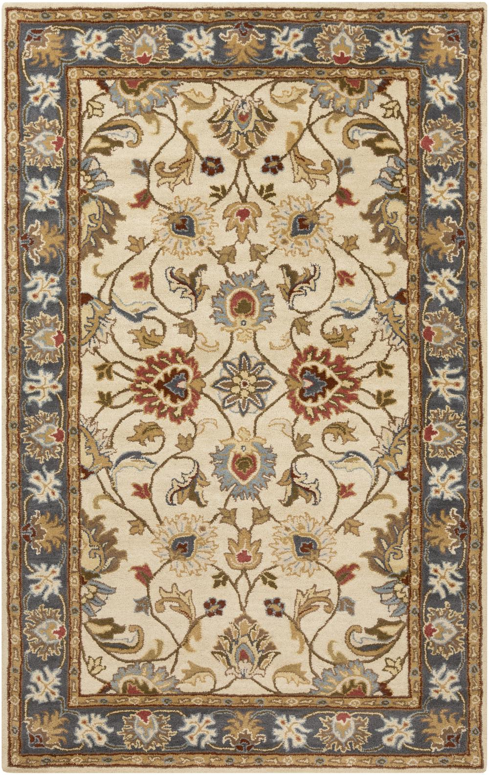 Surya Caesar Cae1125 Yellow Area Rug Free Shipping