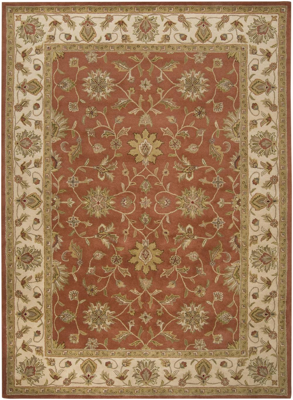 Surya Crowne Crn6002 Brown Area Rug Free Shipping