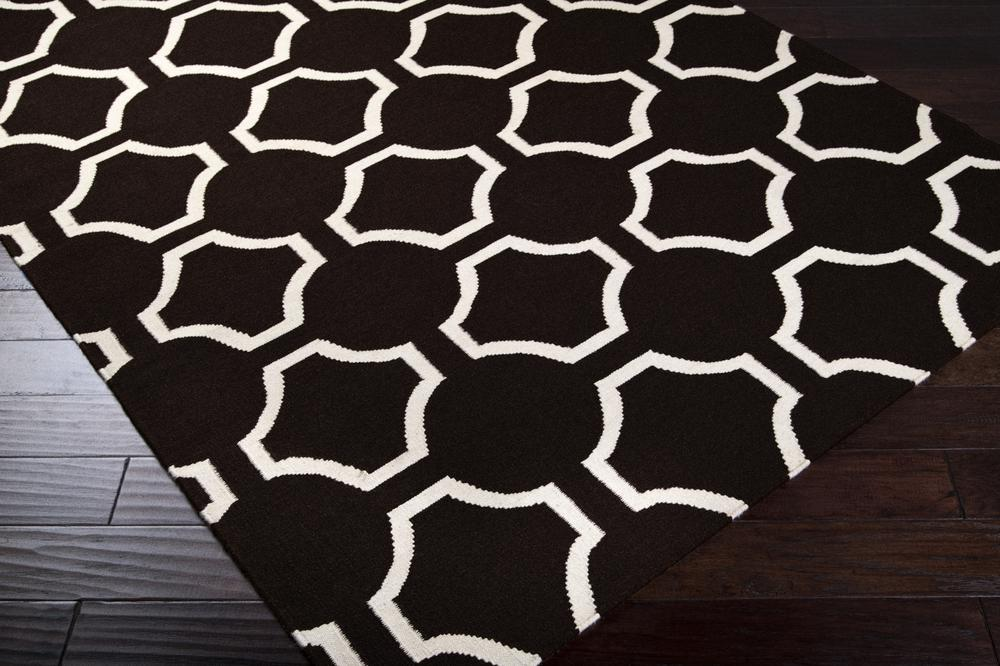 Surya Fallon Fal1024 Grey Area Rug Free Shipping