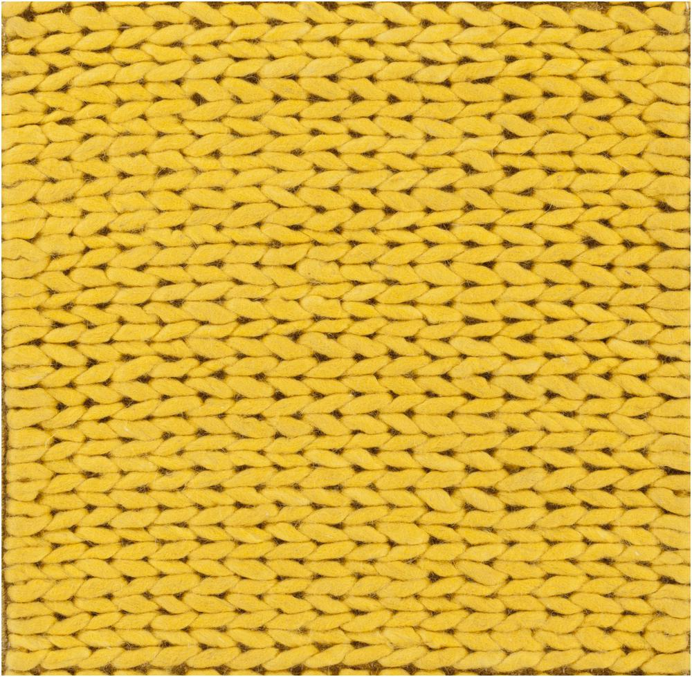 Surya Fargo Fargo100 Yellow Area Rug Free Shipping