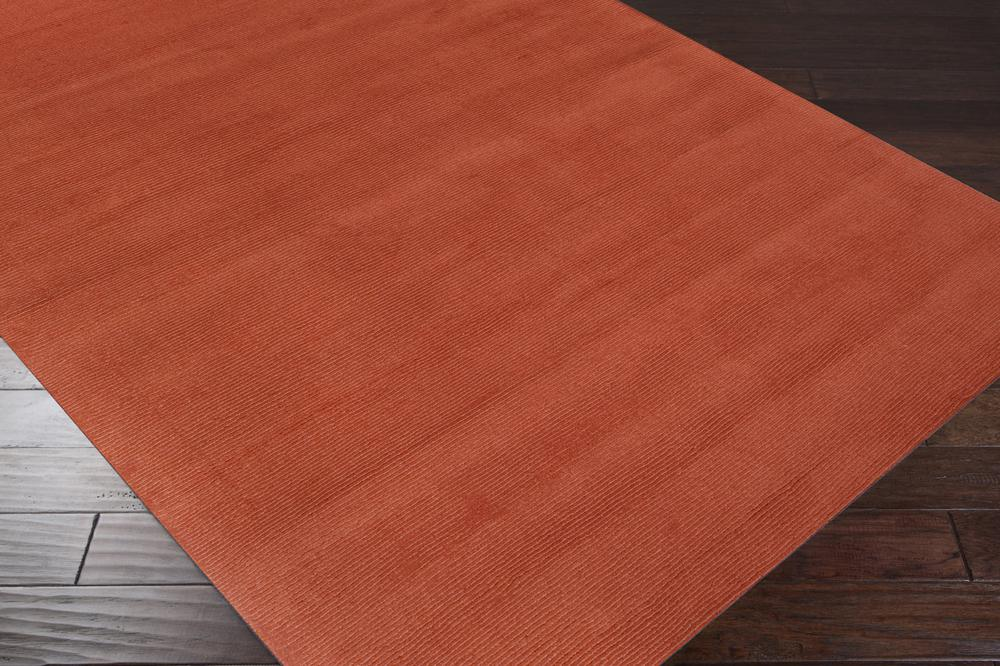 Surya Mystique M332 Red Area Rug Free Shipping