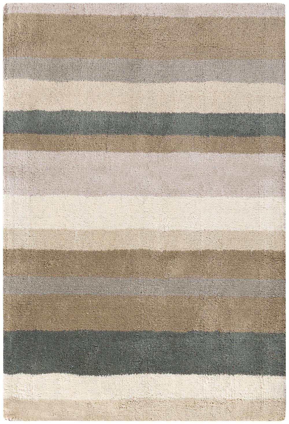 Surya Madison Square Mds1006 White Area Rug Free Shipping