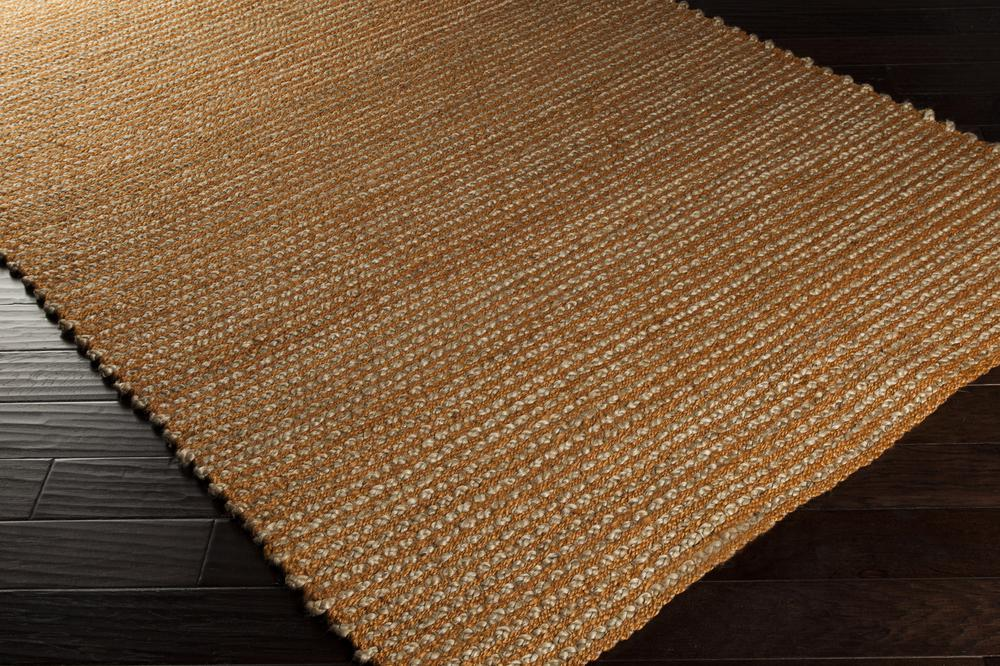 Surya Reeds Reed829 Orange Area Rug Free Shipping
