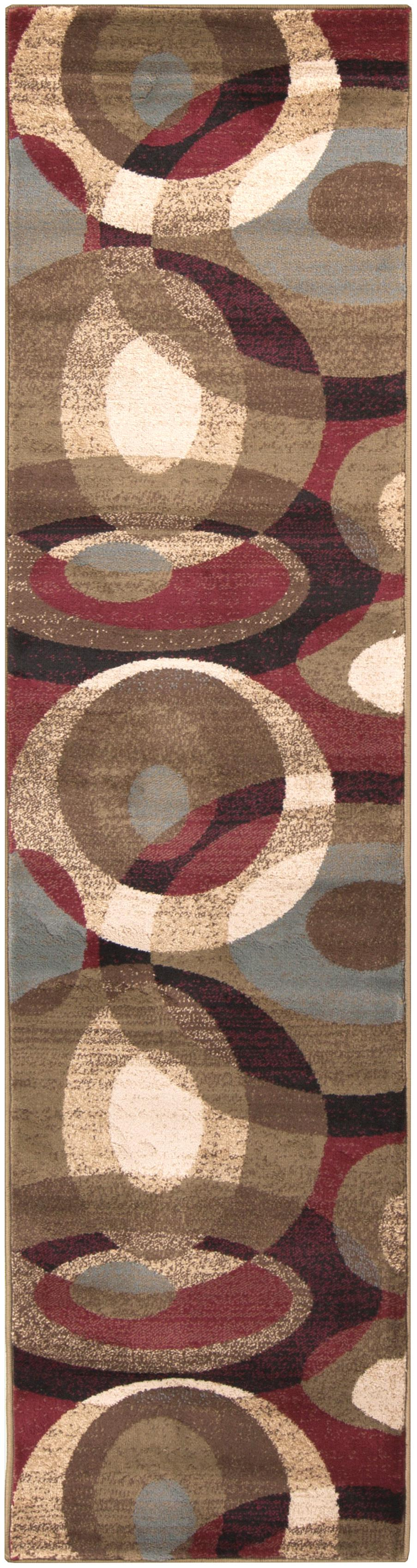 Surya Riley Rly5007 Red Area Rug Free Shipping