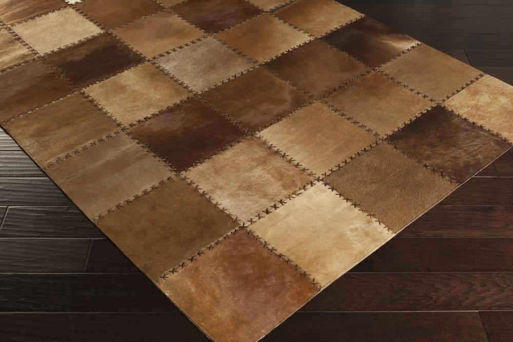 Surya Texas Tex8000 Brown Area Rug Free Shipping
