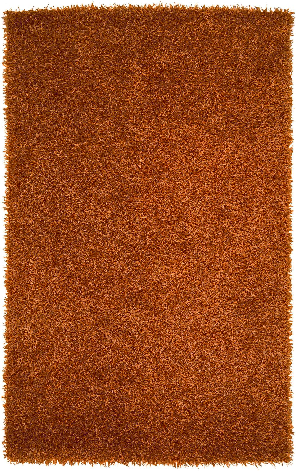 Surya Vivid Viv804 Orange Area Rug Free Shipping