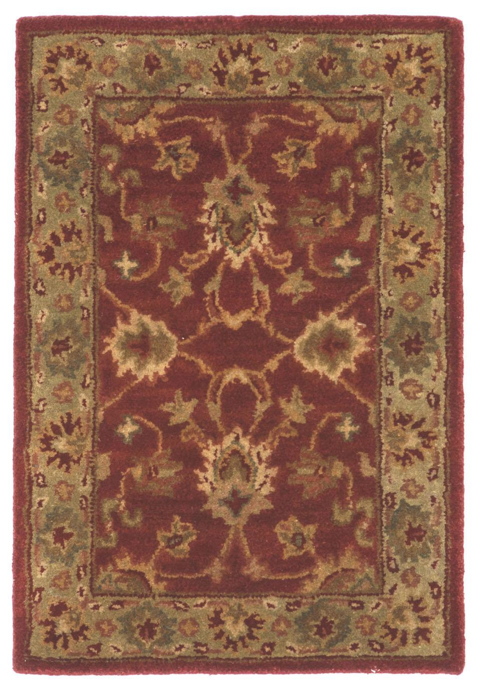 Trans Ocean Petra Agra Red 9054 24 Area Rug Free Shipping
