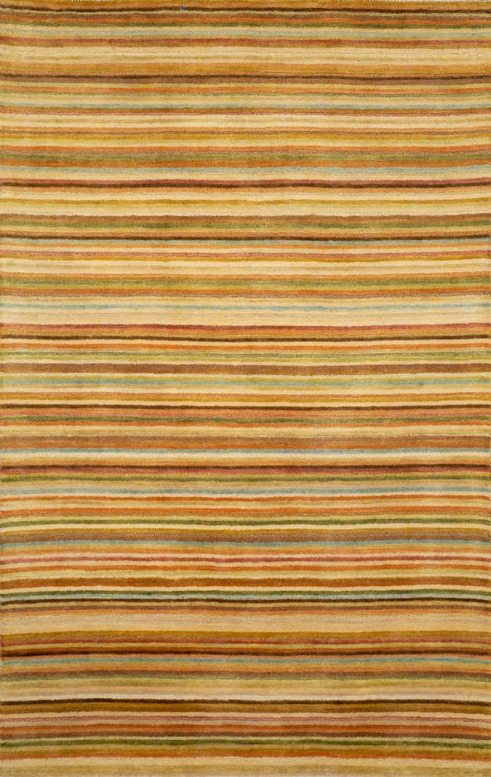 Trans Ocean Petra Stripe Pastel 9048 44 Area Rug Free