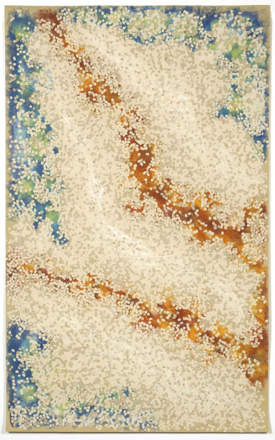 Trans Ocean Visions Iv Elements Sand 4126 12 Area Rug