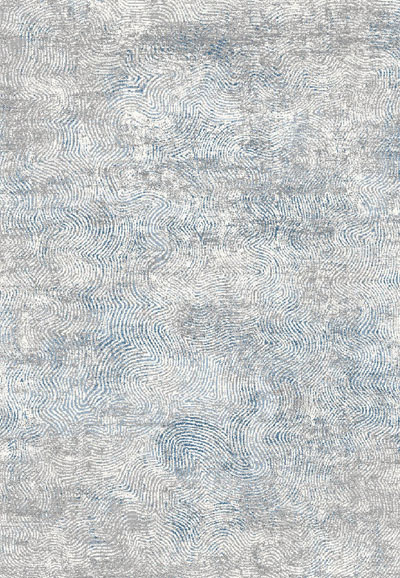 Dynamic Rugs Torino 3333195 Ivory Grey and Blue