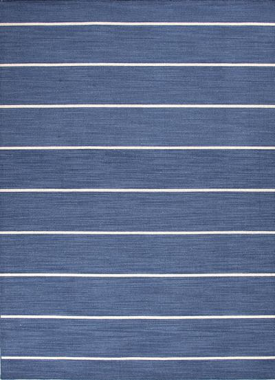 Jaipur Coastal Shores Cape Cod Blue/White COH09