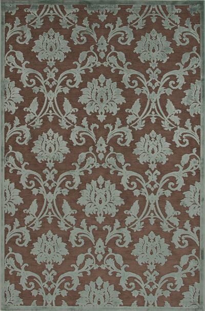 Jaipur Fables Glamourous Brown/Blue FB86