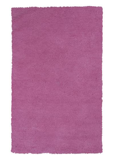 KAS Bliss  1576 Hot Pink Shag area rug
