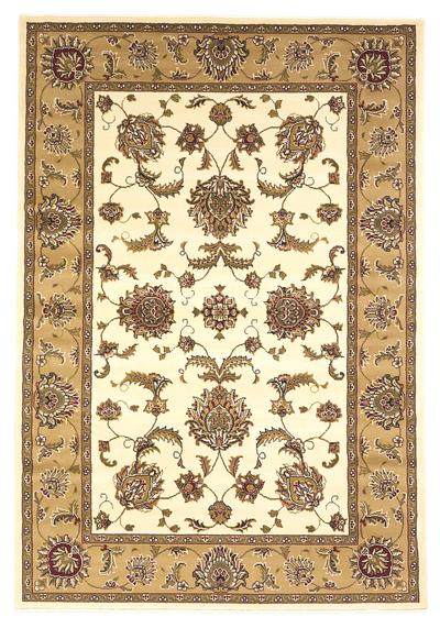 KAS Cambridge  7344 Ivory/Beige Bijar