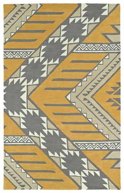 Kaleen Lakota LKT0407 Butterscotch