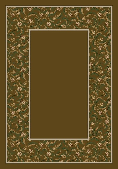 Milliken Design Center Latin Rose 05606 Tobacco II
