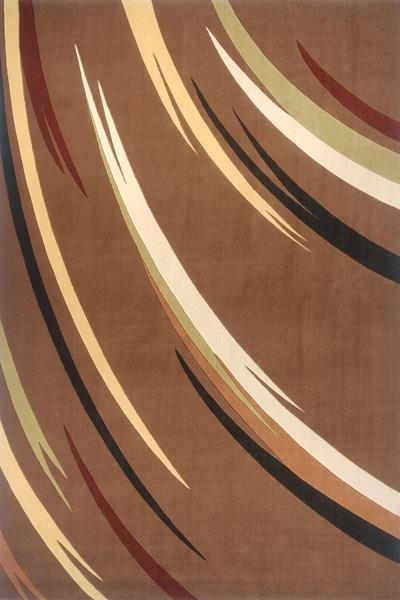 Momeni Elements Brown EL-18 area rug