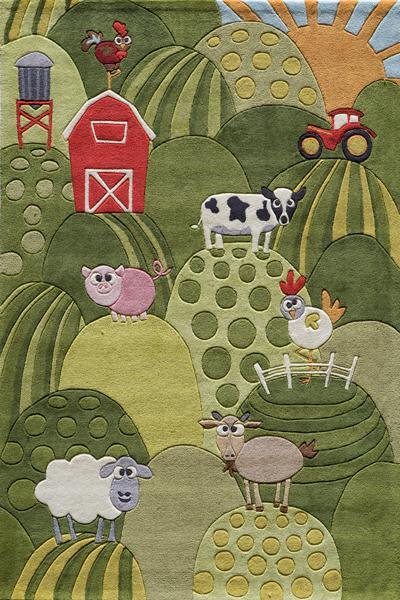 Momeni Lil Mo Whimsy Grass LMJ11 area rug