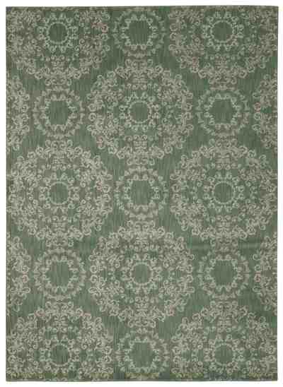 Nourison Tranquility TNQ03 Light Green