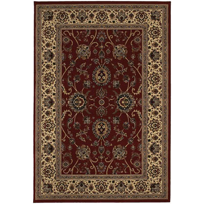 Oriental Weavers Ariana 130-8 Red and Ivory