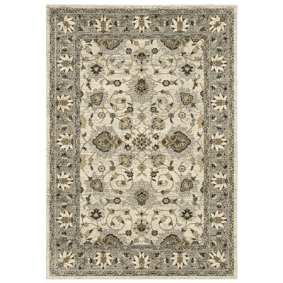 Oriental Weavers Florence 5508I Beige and Grey