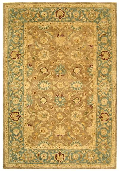 Safavieh Anatolia AN549A Brown and Blue area rug